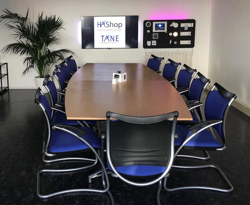Hashop Workshop ruimte